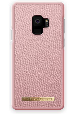 Ideal of sweden Saffiano Case Galaxy S9 Pink