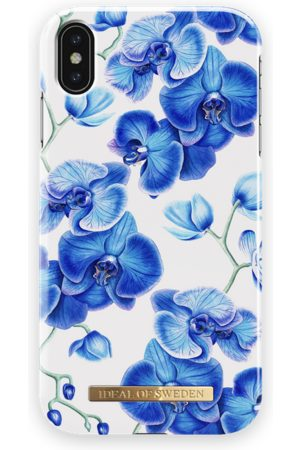 Ideal of sweden Fashion Case iPhone Xs Max Baby Blue Orchid