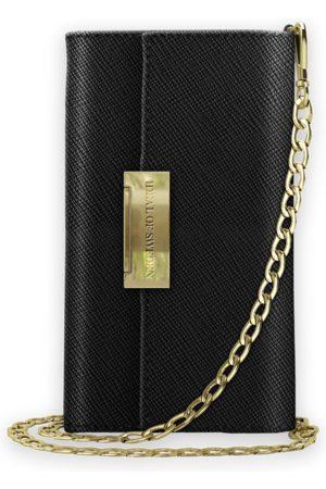 Ideal of sweden Kensington Clutch iPhone XR Black