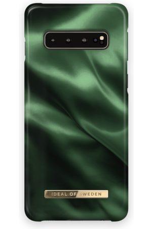 Ideal of sweden Fashion Case Galaxy S10 Emerald Satin