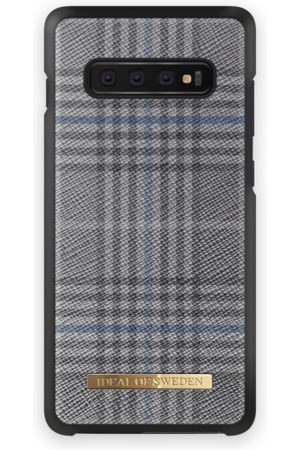 Ideal of sweden Oxford Case Galaxy S10+ Grey