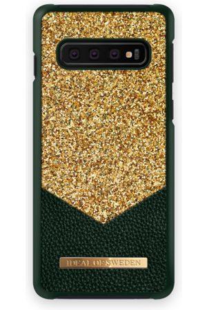 Ideal of sweden Fashion Case Glimmer Galaxy S10 Emerald