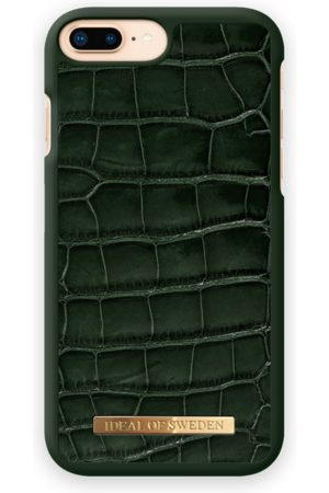 Ideal of sweden Croco Case iPhone 7 Plus Evergreen Croco