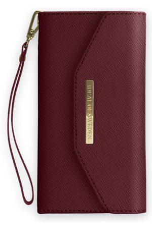 Ideal of sweden Mayfair Clutch iPhone 7 Plus Burgundy