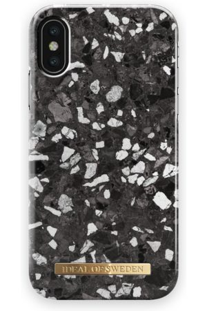 Ideal of sweden Fashion Case iPhone X Midnight Terazzo