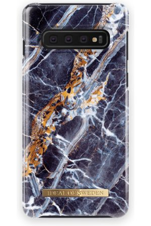 Ideal of sweden Handy - Fashion Case Galaxy S10 Midnight Blue Marble