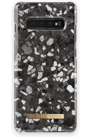 Ideal of sweden Fashion Case Galaxy S10+ Midnight Terazzo