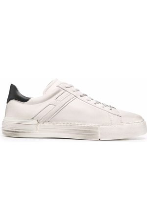 Hogan H365 low-top lace-up sneakers
