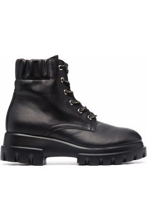 AGL ATTILIO GIUSTI LEOMBRUNI Maxine Lux lace-up boots