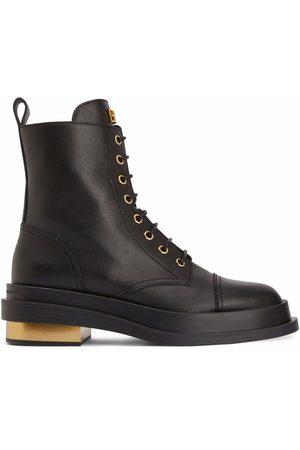 Giuseppe Zanotti Damen Schnürstiefel - Chelsey lace-up boots