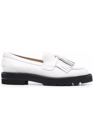 Stuart Weitzman Mila tassel loafers