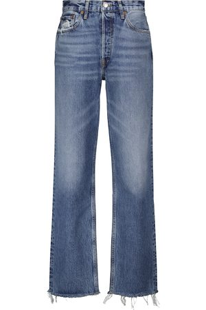 RE/DONE High-Rise Jeans 90s Comfy