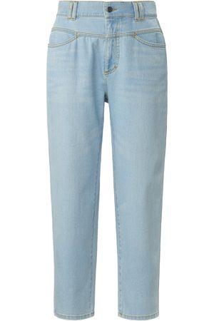 DAY.LIKE Knöchellange Slim Fit-Jeans denim