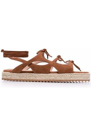 Scarosso X Paula Cademartori West sandals