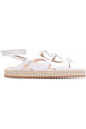 Scarosso Damen Sandalen - X Paula Cademartori Breeze leather sandals