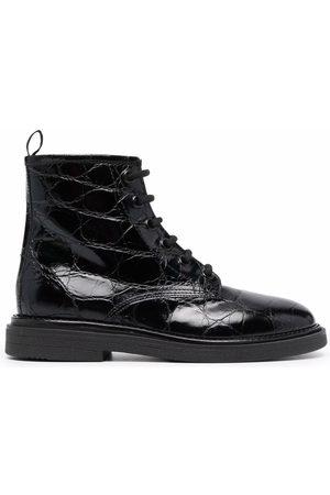 AGL ATTILIO GIUSTI LEOMBRUNI Moreen lace-up boots
