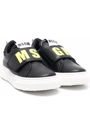Msgm Logo-print sneakers