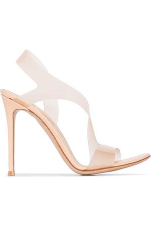 Gianvito Rossi Metropolis 105mm sandals