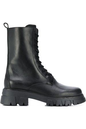 Ash Damen Schnürstiefel - Liam lace-up combat boots
