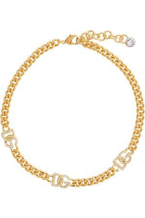 Dolce & Gabbana Damen Halsketten - Verzierte Halskette