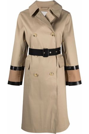 MACKINTOSH Marnoch mid-length trench coat