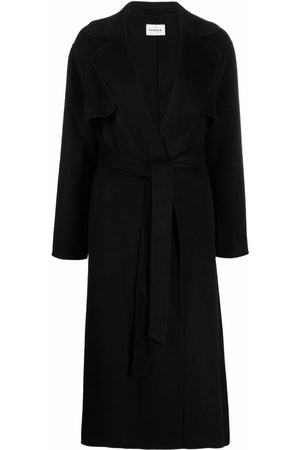 P.a.r.o.s.h. Damen Trenchcoats - Tied-waist trench coat