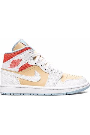 """Jordan Air 1 Mid SE """"Sesame"""" sneakers"""