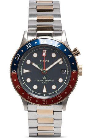 Timex Herren Uhren - Waterbury Traditional GMT 39mm