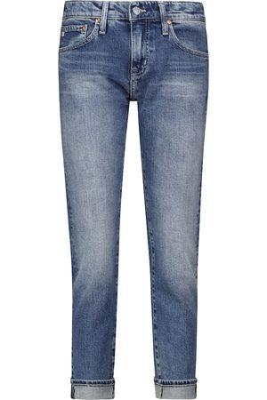 AG Jeans Jeans Ex Boyfriend aus Baumwolle