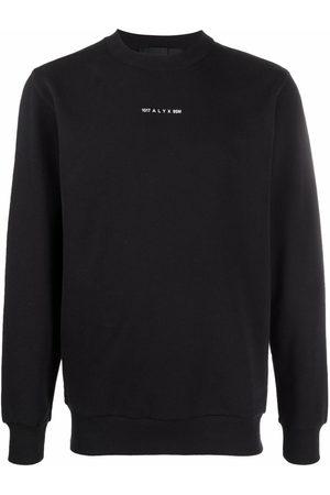 1017 ALYX 9SM Sweatshirts - Logo print sweatshirt