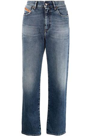 Diesel Damen Baggy & Boyfriend - Air faded boyfriend jeans