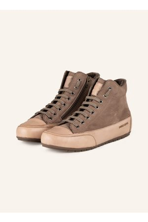 Candice Cooper Damen Sneakers - Sneaker Plus Fur grau