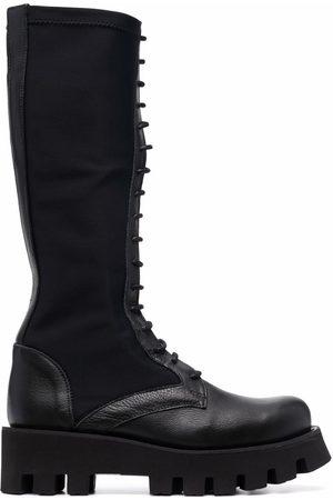 Paloma Barceló Damen Schnürstiefel - Agneta lace-up boots