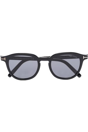 Tom Ford Herren Sonnenbrillen - Round frame sunglasses