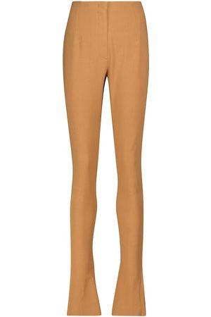 Jacquemus Damen Hosen & Jeans - High-Rise-Schlaghose Le Pantalon Obiou