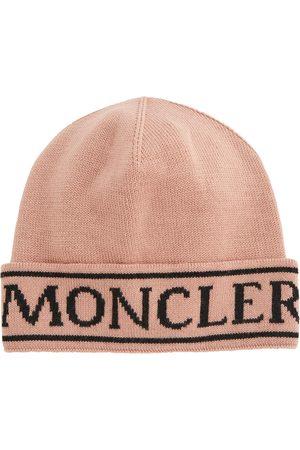 Moncler Mädchen Mützen - Beanie aus Wolle