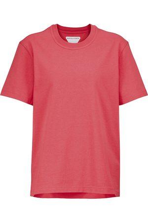 Bottega Veneta T-Shirt aus Baumwoll-Jersey