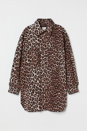 H&M Oversized Hemdjacke
