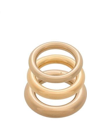 CHARLOTTE CHESNAIS Brahma set of rings