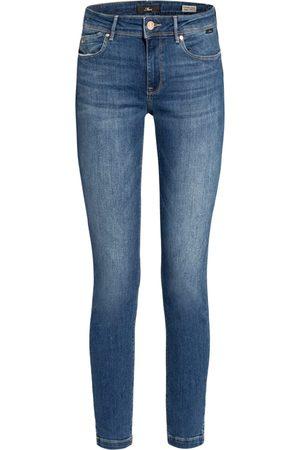 Mavi 7/8-Jeans Adriana blau