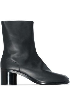 Maison Margiela Herren Stiefel - Tabi leather ankle boots