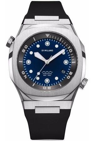 D1 MILANO Herren Uhren - Subacqueo Deep Blue 43.5mm