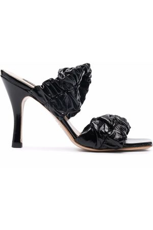 Pinko Twisted-band sandals