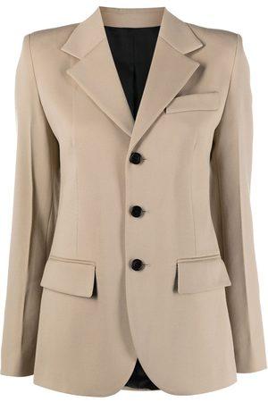 Ami Single-breasted blazer
