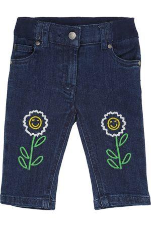 Stella McCartney Baby Bestickte Jeans