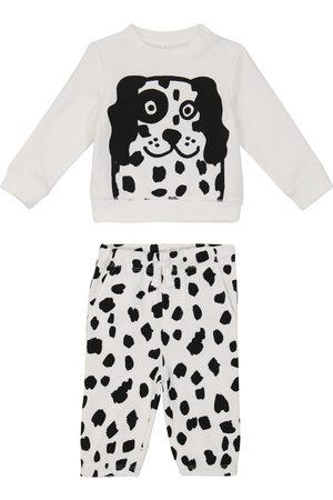 Stella McCartney Baby Set aus Sweatshirt und Hose