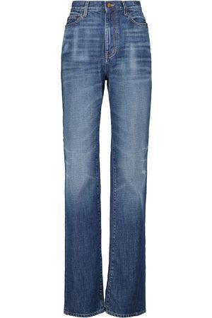 Saint Laurent High-Rise Jeans