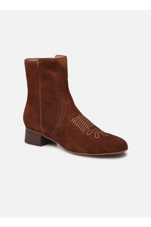 See by Chloé Damen Stiefeletten - Lizzi Ankle Boot Mid Heel by