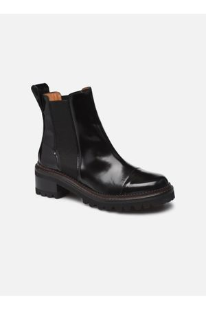 See by Chloé Damen Stiefeletten - Mallory Ankle Boot Chelsea by