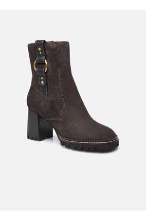 See by Chloé Damen Stiefeletten - Erine Ankle Boot High Heel by